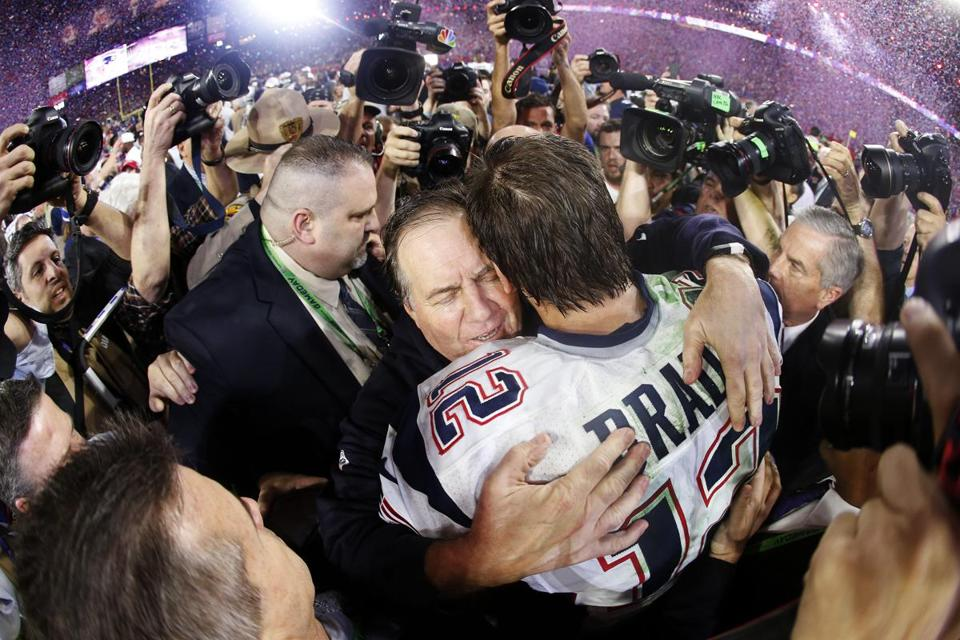 When the Going Gets Tough, Act Like Tom Brady